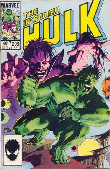 Incredible Hulk (1968) 298-A by Marvel