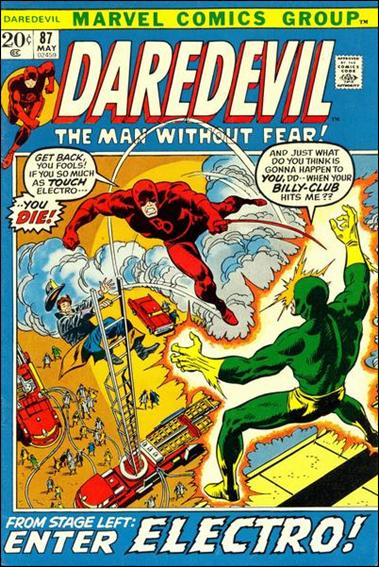Daredevil (1964) 87-A by Marvel