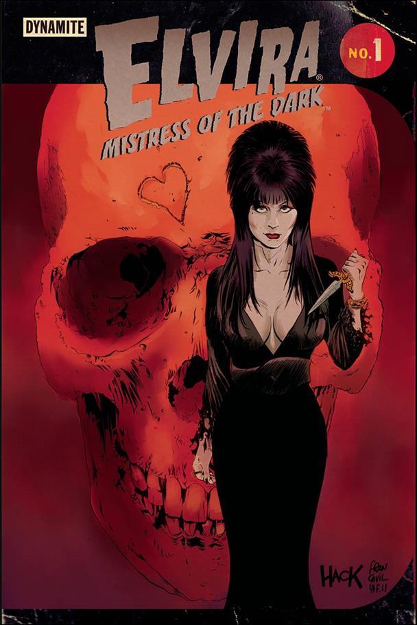 Elvira, Mistress of the Dark (2018) 1-E by Dynamite Entertainment
