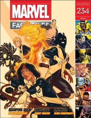 Marvel Fact Files 234-A