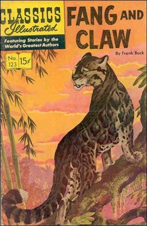 Classic Comics/Classics Illustrated 123-A