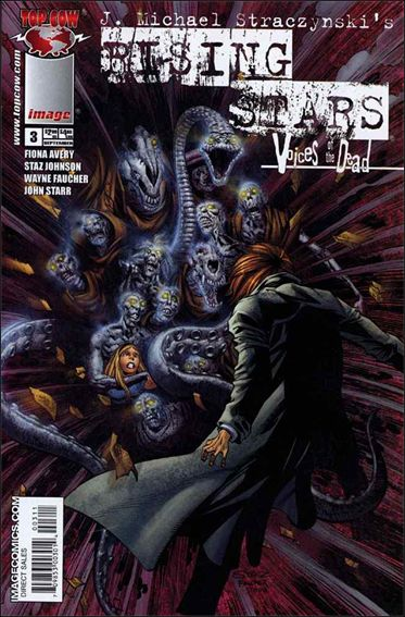 Rising Stars: Voices of the Dead 3-A by Top Cow
