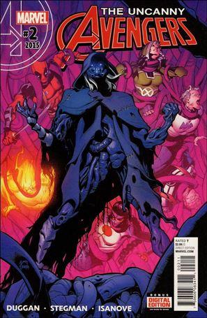 Uncanny Avengers (2015/12) 2-A