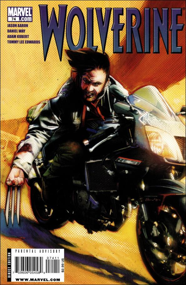 Wolverine (2003)  74-A by Marvel
