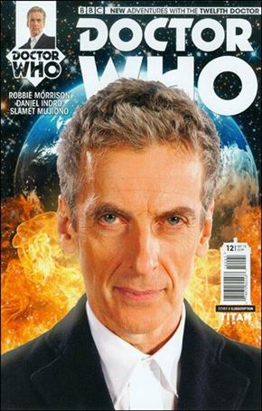 Doctor Who: The Twelfth Doctor 12-B