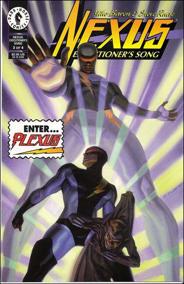 Nexus: Executioner's Song 3-A by Dark Horse