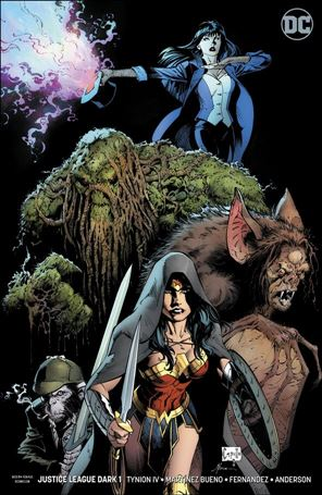 Justice League Dark (2018) 1-B