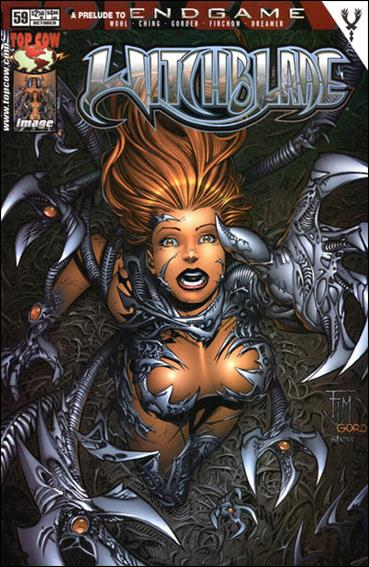 Witchblade 59-A by Top Cow