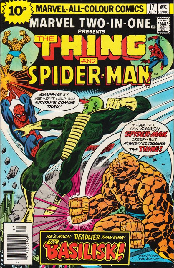 Marvel Two-in-One (1974) 17-C by Marvel