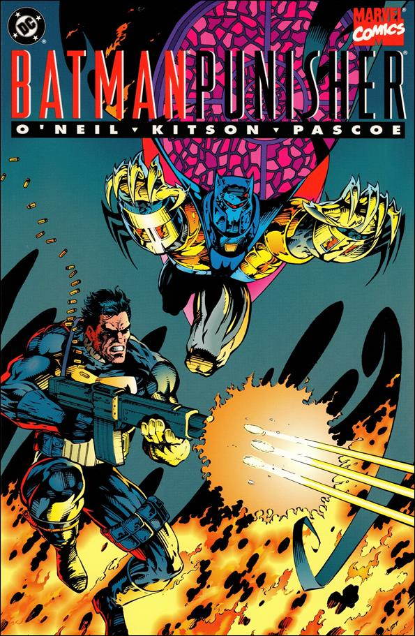 Batman/Punisher: Lake of Fire 1-A by DC