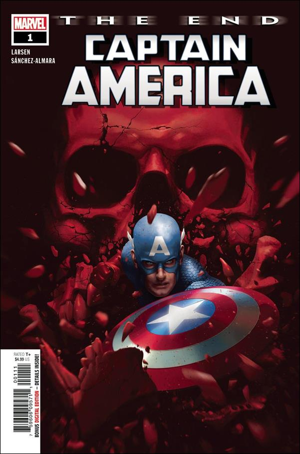 Captain America: The End 1-A by Marvel