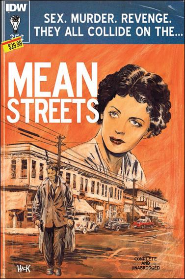 Mean Streets nn-A by IDW
