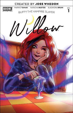 Buffy the Vampire Slayer: Willow (2020) 1-B