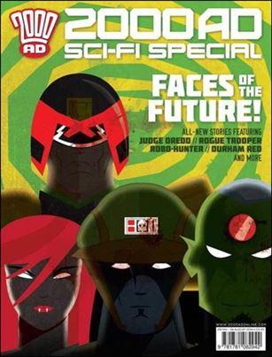 2000 A.D. Sci-Fi Special nn20-A
