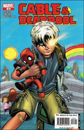 Cable & Deadpool 18-A