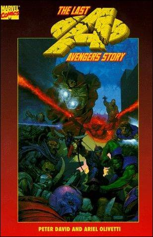 Last Avengers Story 1-A by Marvel
