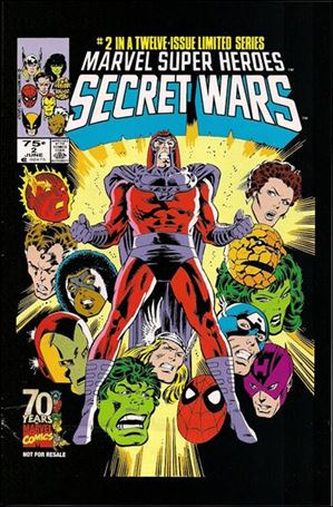 Marvel Super Heroes Secret Wars 2-C