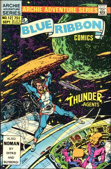 Blue Ribbon Comics (1983) 12-A by Archie