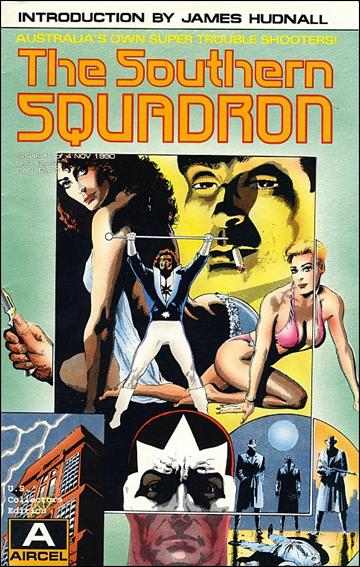 Southern Squadron  4-A by Aircel