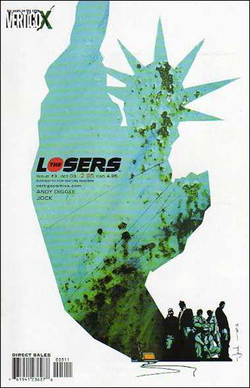 Losers 3-A by Vertigo