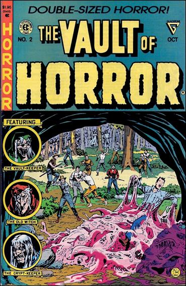 Vault of Horror (1990) 2-A by Gladstone