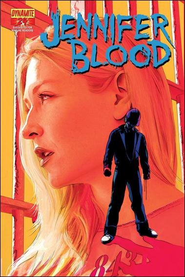 Jennifer Blood 24-A by Dynamite Entertainment