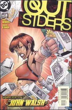 Outsiders (2003) 18-A by DC