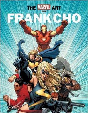 Marvel Monograph: The Art of Frank Cho nn-A