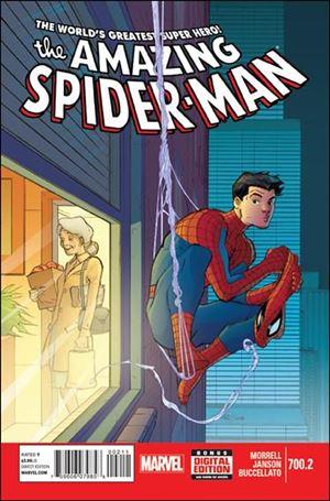 Amazing Spider-Man (1963) 700.2-A