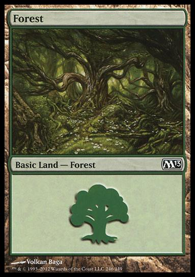 Magic the Gathering: 2013 Core Set (Base Set)246-A by Wizards of the Coast