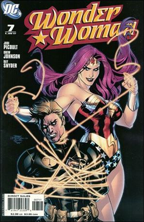 Wonder Woman (2006) 7-A