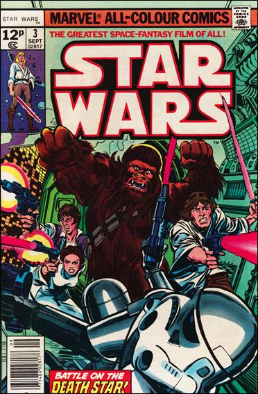 Star Wars (1977) 3-D by Marvel