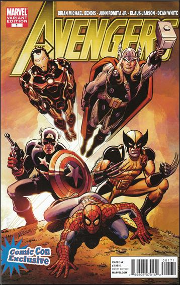 Avengers (2010) 1-K by Marvel