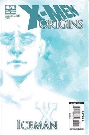 X-Men Origins: Iceman 1-A