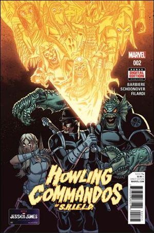 Howling Commandos of S.H.I.E.L.D. 2-A