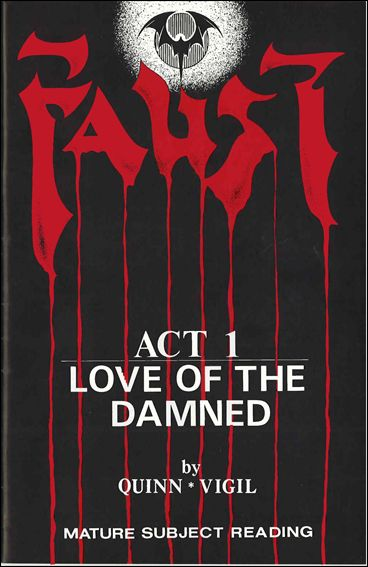 Faust (1988) 1-D by Northstar