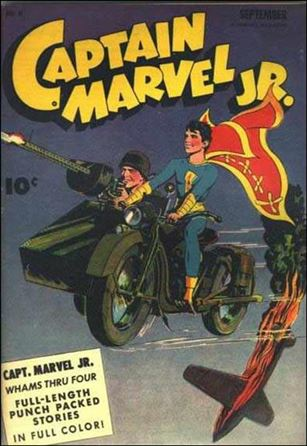 Captain Marvel Jr. 11-A