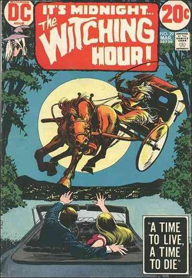 Witching Hour (1969) 29-A by DC