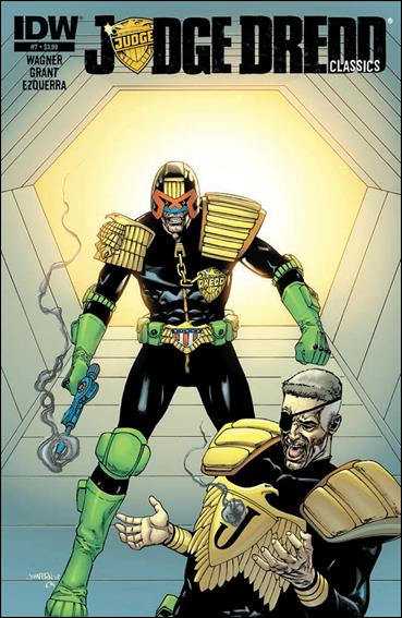 Judge Dredd Classics (2013) 7-A by IDW
