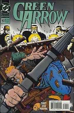 Green Arrow (1988) 92-A by DC