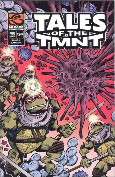 Tales of the TMNT 68-A by Mirage