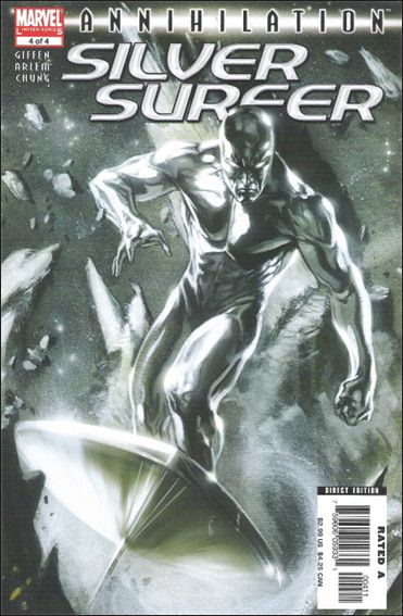 Annihilation: Silver Surfer 4-A by Marvel