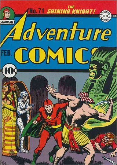 Adventure Comics (1938) 71-A by DC
