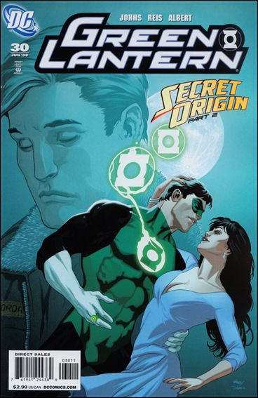 Green Lantern (2005) 30-A by DC