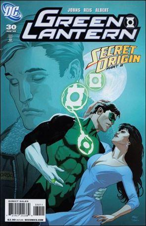 Green Lantern (2005) 30-A