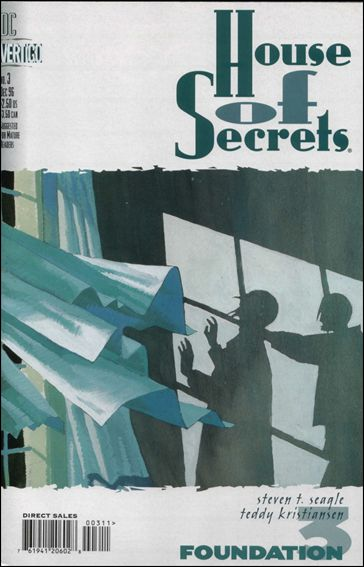 House of Secrets (1996) 3-A by Vertigo