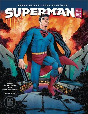 Superman: Year One 1-C