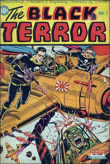 Black Terror (1942) 7-A by Nedor