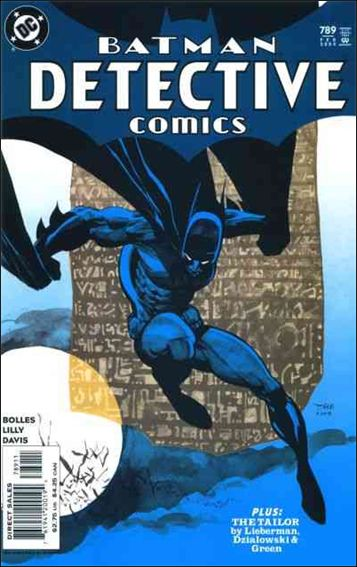 Detective Comics (1937) 789-A by DC