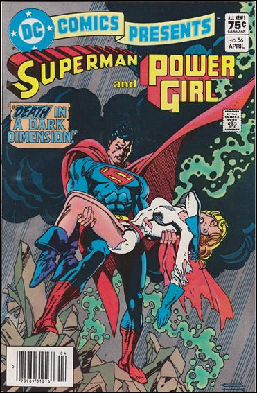 DC Comics Presents (1978) 56-B by DC